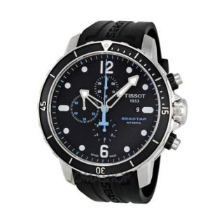 Tissot SEASTAR104 Mens Stainless Steel Case Automatic Watch T066 427