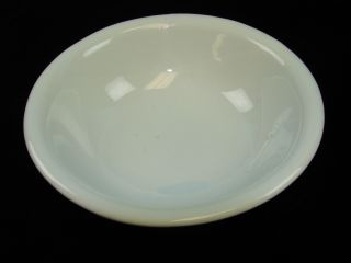 RARE Vtg McCoy Pottery Large White Bowl 7527 USA 10