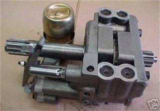 Massey Ferguson TO35 MF35 50 65 Hydraulic Pump