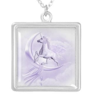 flying Pegasus Pendants