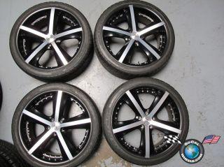 04 12 Maxima 05 12 Mustang 20 Wheels Tires American Racing Nitto 255