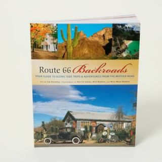 International 780760328170 Book Route 66 Backroads 208 Pages Ea