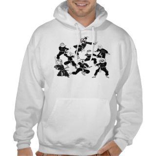 Rage Comic Meme face Ninjas Sweater Light Pullover
