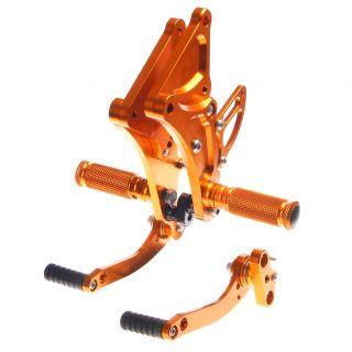 CNC Billet Foot Pegs Rear Sets Set Buell XB 9R 12R 9S 12S XB9R XB12R