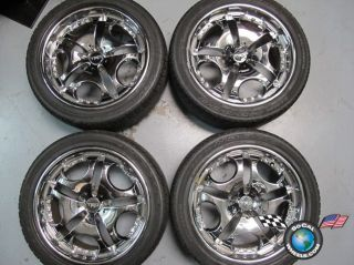 11 Lexus SC SC430 Factory TRD 18 Wheels Tires Rims GS ES Camry