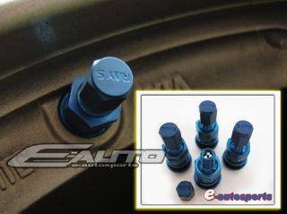 4X Universal Rays Wheel Rim Valve Stem G12 G2 G10 TE37 CE28 RE30 GT