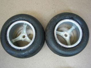 Stadium Truck Front Tire Tyre RPM Rim Wheel 1 10 1 10 222 Pair