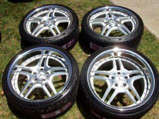 19 Mercedes CLK C Wheels Tires C240 C320 CLK320 C230 AMG CLK430 CLK500