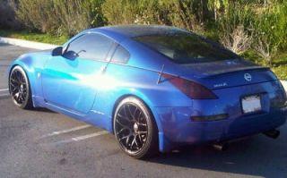 19 M310 Wheels Rims Nissan 350Z 370Z G35 Coupe w Hankook 245 40 19