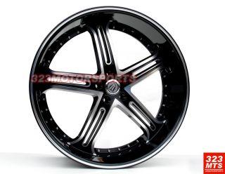 Wheels Rim Versante VE226A Dodge Magnum Charger Rims Wheels