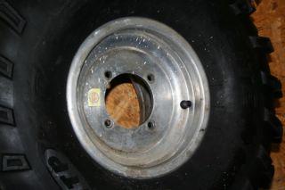 Polaris Outlaw 500 Rear Douglas Wheels Rims Tires