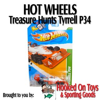 P34   Hot Wheels Collectors Treasure Hunts 2012   56/247 Mattel V5344