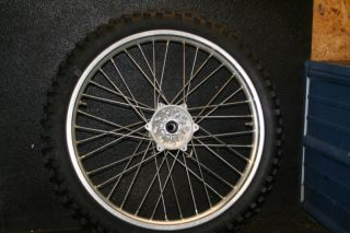 Yamaha TTR250 Front Wheel Hub Rim Spoke