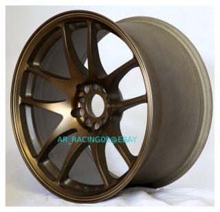17 Rota Wheels 17x9 Torque Concave TC WRX Legacy SRT4