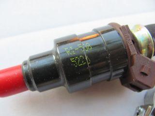 Datsun 280ZX Turbo L28ET Reman Fuel Injector RI508 Nissan 16603 P9010