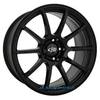 18 Rota Wheels 18x9 G Force YB Eclipse Lancer RSX TL