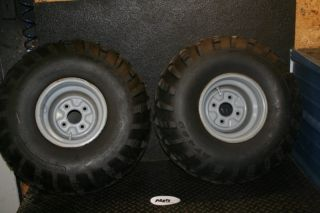 Yamaha Grizzly 600 4x4 Stock Rear Wheels Rim Tires