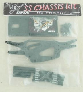 DNA RC Products 1 10 Rock Crawler Slingshot SE Berg Chassis Kit