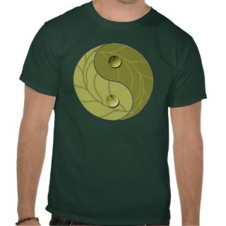 Yin Yang Nature Tshirt