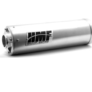 HMF Yamaha Grizzly 660 02 08 Swamp Series Slip on Exhaust System