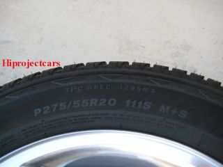 Factory Chevy Tahoe LTZ Silverado 20 Wheels Tires GMC