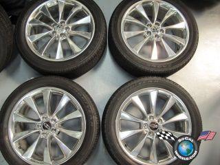 Lincoln MKT Factory 20 Wheels Tires OEM Rims 3824 BE9J1007MA flex edge