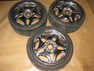 Lexus Aftermarket 18 Chrome Wheels Rims Universal