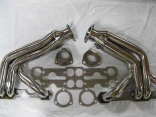 Chevy Stainless Steel Headers 265 283 302 305 327 350 383 400