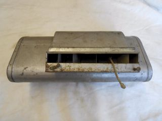 1930s 1960s Car Window Mounted Air Cooler Used