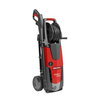 Craftsman 75285 1700 PSI 1 3 GPM Electric Pressure Washer