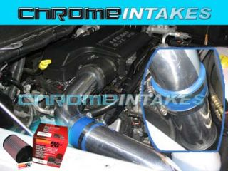 02 03 04 05 06 07 08 09 10 Dodge RAM 1500 4 7 V8 Cold Air Intake Stage