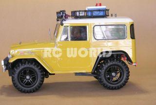 RC 1 10 Tamiya Truck Toyota FJ40 Land Cruiser RTR