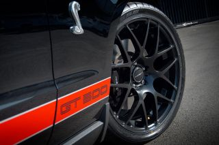BMW E90 M3 Avant Garde M310 Concave Black Staggered Wheels Rims
