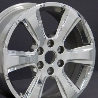 18 Rims Chevrolet Trail Blazer 5316 Polished 18x8