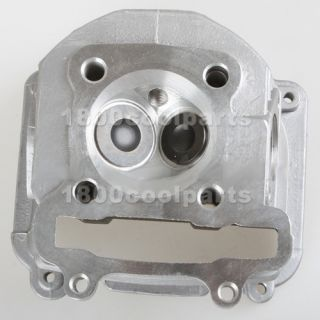 Cylinder Head Valves GY6 150cc Engine ATV Go Kart Buggy Scooter Moped