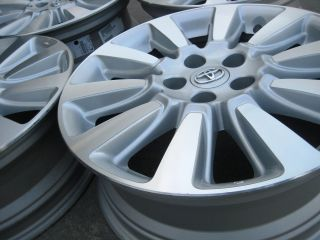 Toyota Sienna Highlander Wheels Rims RX330 RX300 Set of 4