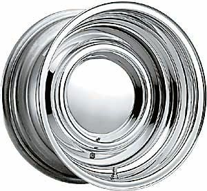 Cragar 313 5153 313 Series Smoothie Chrome Wheel 15x10