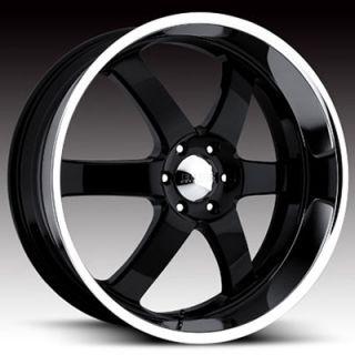 24 Nissan Titan Yukon Denali Black Wheels Rims 6x5 5