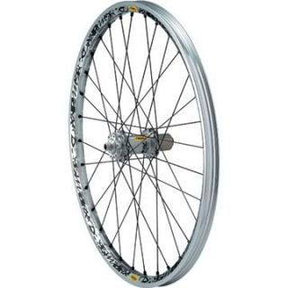 MAVIC 26 Deemax Rear Wheel Rim   Bike Bicycle Maxtal Aluminum Silver