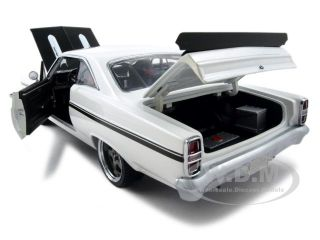 Brand new 118 scale diecast model of 1967 Ford Fairlane Street