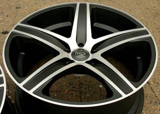 Niche Euro M102 20 Black M Rims Wheels Benz CL550 rwd 20 x 8 5 9 5 5H
