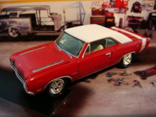 69 Dodge Dart GTS 340 1 64 Scale Limited Edition 3 Detailed Photos