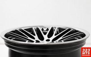 BMW 3 5 7 Series Stance Evolution Concave Wheels Rims Mach Face