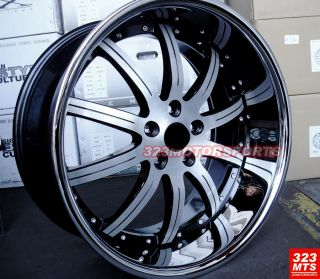 19 Roderick RW3 Lexus Infiniti Acura Nissan Wheels Rim