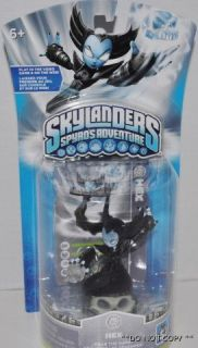 Spyros Adventure Hex Figure Figurine Xbox 360 PS3 Wii PC