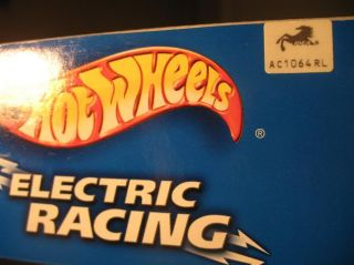 Hotwheels Electric Racing F1 World Tour Never Opened