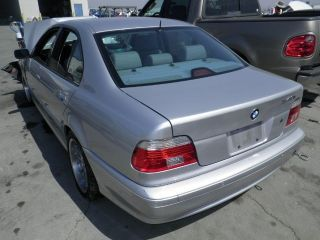 BMW 540i 4DR E39 Wheel Alloy Factory