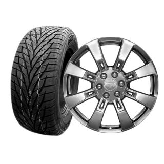 Factory OE 22 Chevy GMC Cadillac CK375 Wheels Toyo Tires New Set of 4