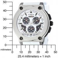 Timex Mens Ironman Dress Chronograph Triathlon Sports Resin Strap