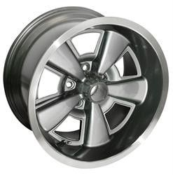 New 17x9 Cast 5 Spoke Rally Wheels 70 71 81 Z28 Camaro